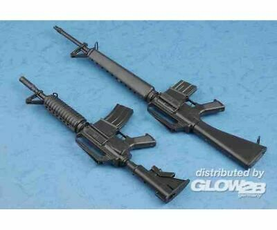 Trumpeter 1915 AR15//M16//M4 FAMILY-M16A4 in 1:3