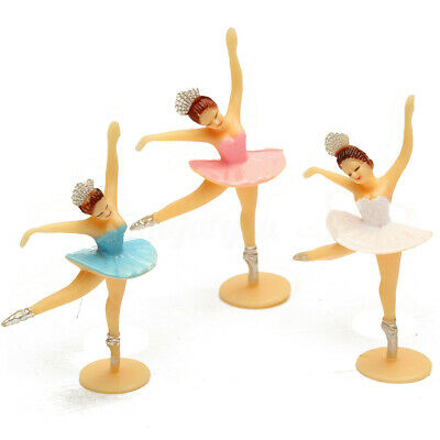 12/24pcs Dancing Girl Baby Shower Favours Gift Christening Birthday Party