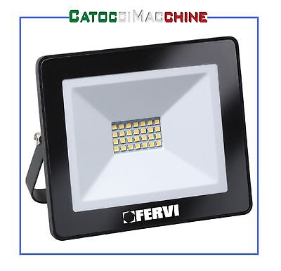 Faretto Con Led Da 20 W Fervi 0218/20