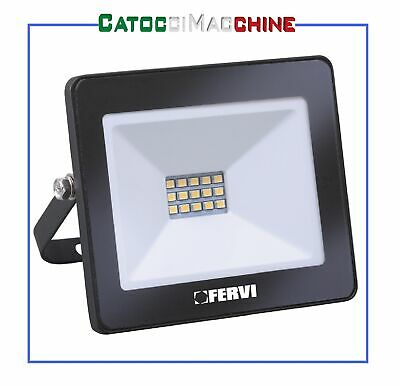Faretto Con Led Da 10W Fervi 0218/10
