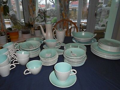 Vintage Poole Twin Tone-Seagull and Icegreen (C57) -various  please select