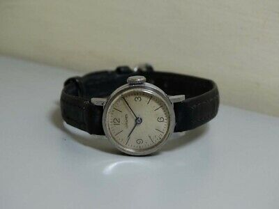 Ladies Vintage Longines Winding Swiss Made Wrist Watch e750 Old used antique
