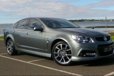Holden Commodore VF SSV 6.0 V8 6 Speed Auto