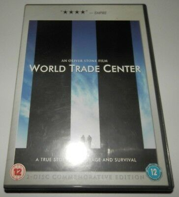 World Trade Center (Two Disk Commemorative Edition - 2007) Rated 12, Region 2.