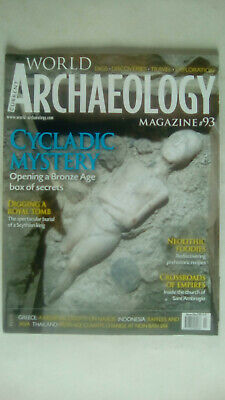 World Current Archaeology Magazine February / March 2019 Number 93
