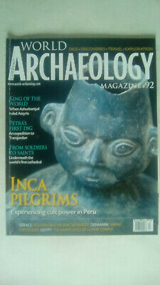 World Current Archaeology Magazine December 2018 / January 2019 Number 92