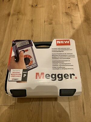 Megger MIT230 Insulation and Continuity Tester .