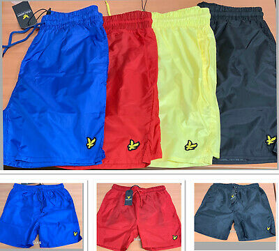 Lyle And Scott Summer Swim Shorts For Men Suitable For Swimming And At Home