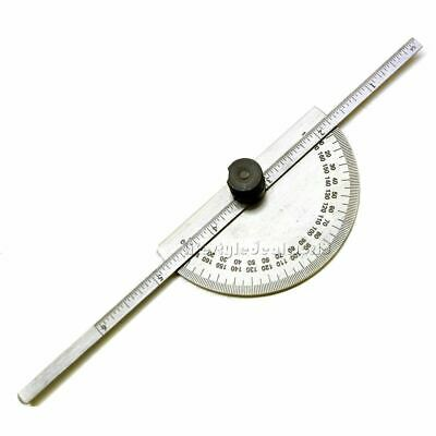 Stainless steel Protractor Combination With Depth Gauge Scale - 150mm