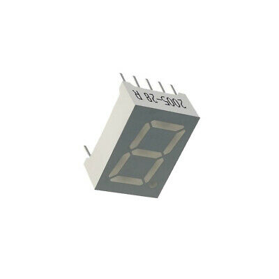 SC23-12SRWA Display LED single 7-segment 56.9mm red 26-75mcd cathode