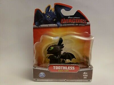 """How To Train Your Dragon Defenders of Berk Toothless Night Fury 3"""" Figure"""