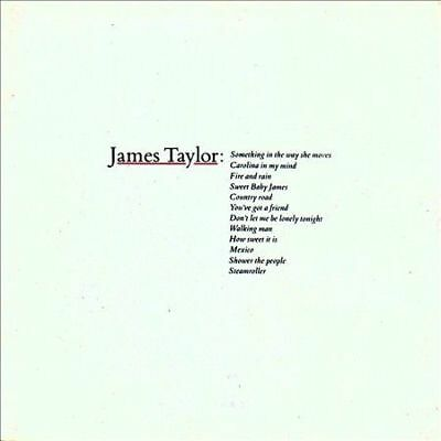 James Taylor - Greatest Hits  (Soft Rock) (CD, 1987, Warner Bros.) 3113-2