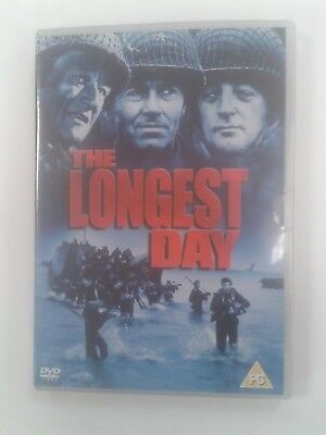 The Longest Day - Single Disc Edition [1962] (DVD)