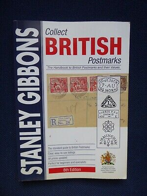 COLLECT BRITISH POSTMARKS 8th EDITION STANLEY GIBBONS
