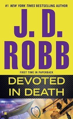 In Death: Devoted in Death Bk. 41 by J. D. Robb (2016) Paperback