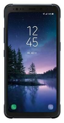 Samsung Galaxy S8 Active Sprint 64GB Gray 5.8in SM-G892U Clean ESN Used UNLOCKED