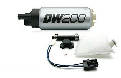 DeatschWerks 255 LPH In-Tank Fuel Pump w// Install Kit 9-201-1020 *