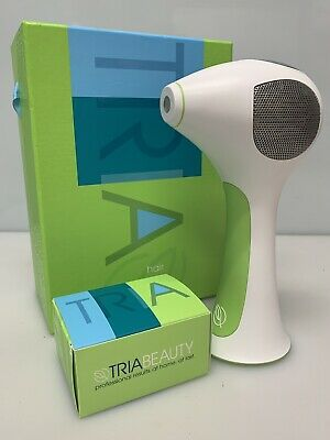 Tria Beauty Permanent Laser Hair Removal System White/Green