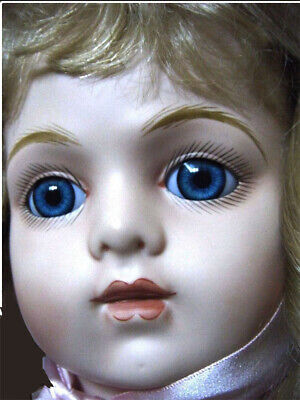ANTIQUE REPRODUCTION BRU JNE 14 TITIANNA 28 in PORCELAIN DOLL PATRICIA LOVELESS