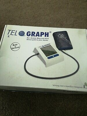 Tel-O-Graph® BT NEW BLOOD PRESSURE MONITOR