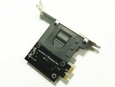 PCIe to ExpressCard Adapter - RME HDSPe (Mutliface, Madiface, Digiface) --READ--