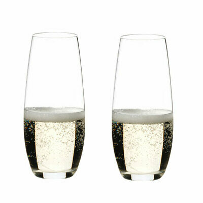 Riedel 'O' Champagne Glass Pair