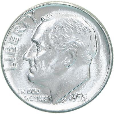 1964 PROOF ROOSEVELT SILVER DIMES     VERY NICE COINS    #af1 2