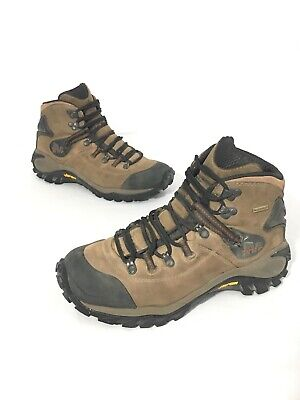 1f790377f66 MERRELL PHASER PEAK Waterproof Mid Hiking Boots Leather Size Men's ...