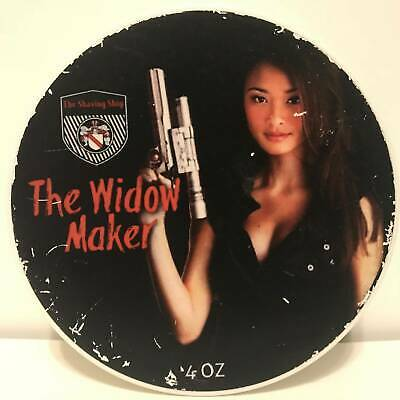 The Widow Maker Shaving Soap - by The Shaving Shop (Pre-Owned)