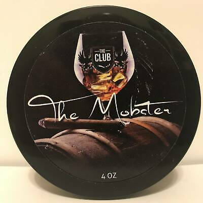 The Mobster Shaving Soap - by The Shaving Shop Club (Pre-Owned)