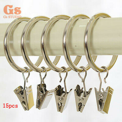 15pcs Clips for Studio Photo Video Photography Background Clips for curtain