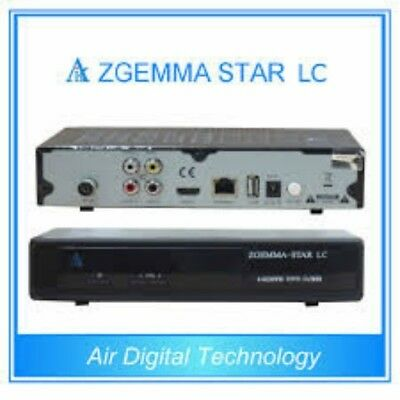 zgemma star LC HD 1x DVB-C  Digital Satellite cabel box