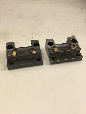 2 - Okuma LB15 CNC Turning Center Tool Holders, Used, Warranty
