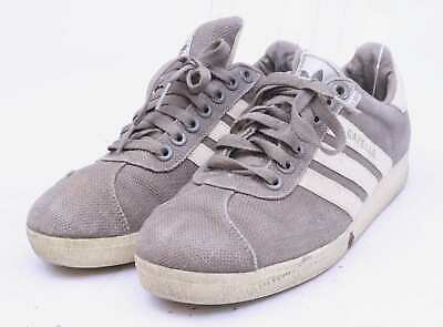 Adidas Mens UK Size 6 Brown Gazelle Trainers