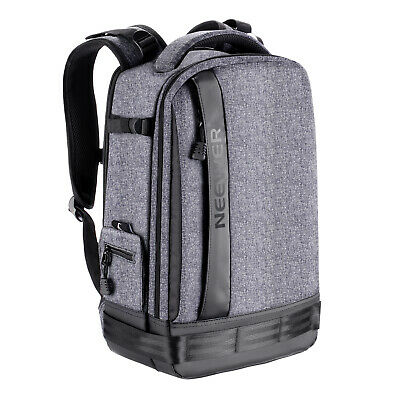 Neewer Camera Backpack Bag Detachable Padded Case for DSLRs Mirrorless Cameras