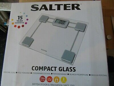 Peachy Salter Compact Electronic Bathroom Scales Toughened Glass Download Free Architecture Designs Momecebritishbridgeorg