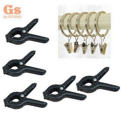 5pcs Studio Photo Video Photography Background Clips & Backdrop Clamps Set