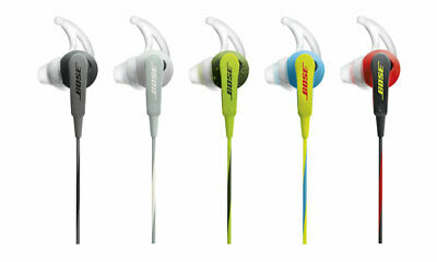 Bose SoundSport In-Ear Headphones In-Line Remote for Apple Devices