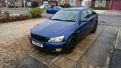 Lexus is200 1999 blue auto 89k 11months mot Repairs (please read description)