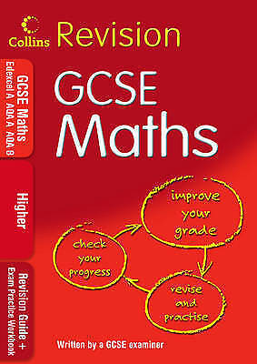 GCSE Maths: Higher: Revision Guide + Exam Practice Workbook (Collins GCSE Revisi