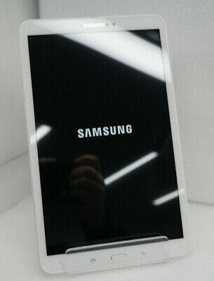 """Samsung Galaxy Tab A6 10.1"""" Android Tablet (SM-T580) - White - 32GB"""