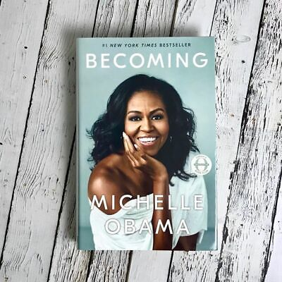 Fast shipping  Becoming Hardcover by Michelle Obama