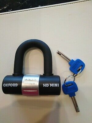 Oxford Hd Mini U Lock