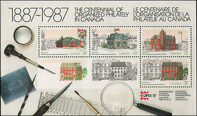 Canada #1125A MNH s/s