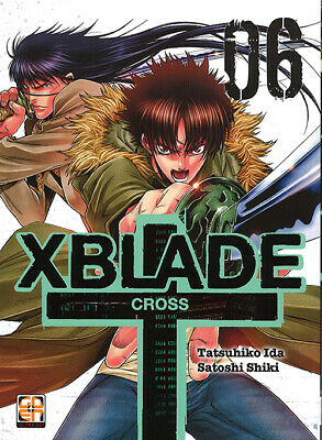 485866 Libri Xblade Cross #06 1582545