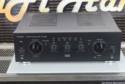 TEAC A-R630 Integrated AMPLIFIER Fully Working and Tested with MM phono