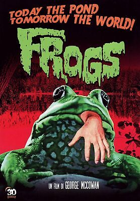 488623 Dvd Frogs 1972 561457