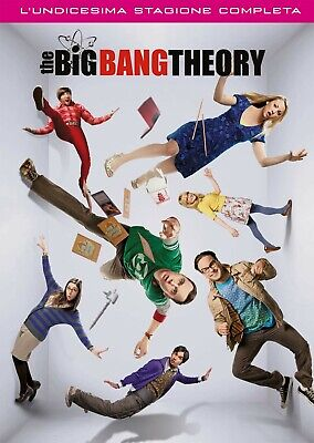 478429 Dvd Big Bang Theory (The) - Stagione 11 (2 Dvd) 2007 2605160