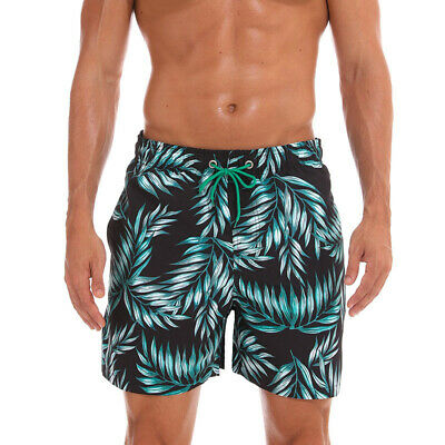 Men's Beach Shorts Swim Trunks Board Shorts Surfing Swimwear Gym Running Shorts