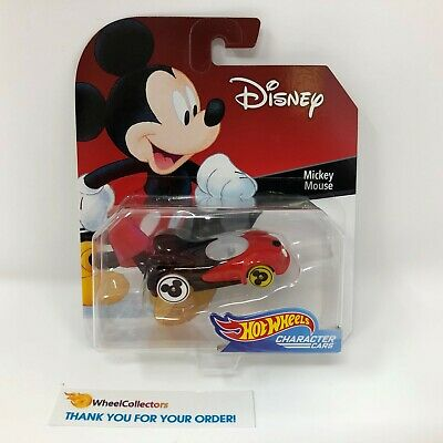 Mickey Mouse * 2019 Hot Wheels DISNEY Pixar Character Cars Case D